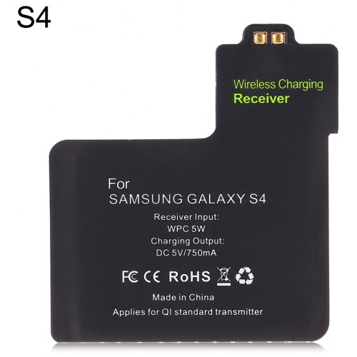 Qi Wireless Charger Transmitter for Samsung Galaxy S4