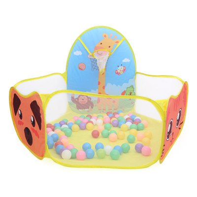 Plegable divertido Ocean Ball Pit Pool Carpa Kids Play Set Toy