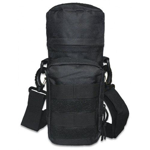 Outdoor Tactical Military Hiking Camping Water Bottle Bag Kettle Pouch Holder Q