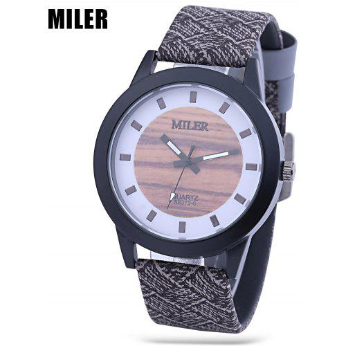 MILER 83126 Unisex Quartz Watch