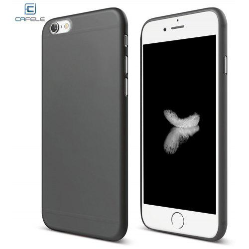 premium selection 5fe05 5dfc7 CAFELE Frosted Back Cover for iPhone 6 Plus / 6S Plus