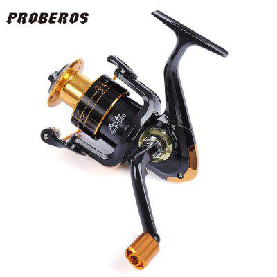 Proberos 5.2:1 Metal Spool Spinning Fishing Reel