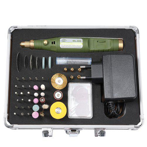 WLXY P - 800 80pcs High Speed Rotary Tool Kit