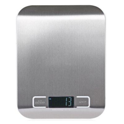 5000g / 1g Digital LCD Electronic Scale Kitchen Tool