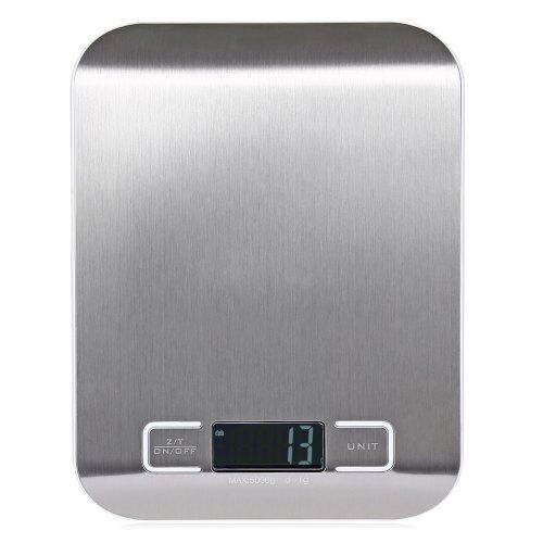 5000g 1g Digital Lcd Electronic Scale Kitchen Tool 12 40 Free