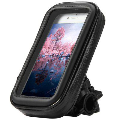 Water Proof Rotating Bicycle Bike Mount Handle Bar Holder Case for Apple iPhone 6 Plus Samsung Galaxy S4 S6 Edge etc.