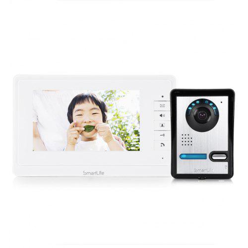 Smartlife SY819FA11 Wired Video Intercom Kit
