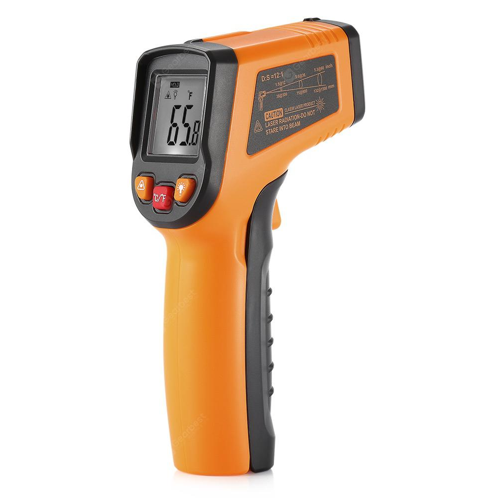 Gearbest TN400 Digital Infrared Thermometer with LCD Display