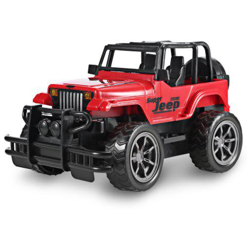 Aeofun 124 Vehicle Remote Control Car Off Road Jeep Suv Toy Gearbest