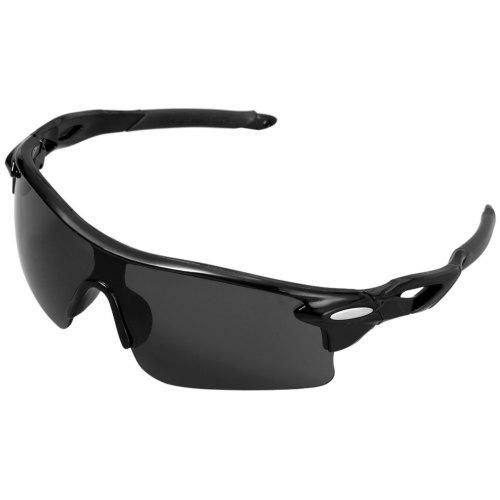 a4442fb9aba1 ROBESBON Bicycle Glasses PC Lens Eyewear Eye Protector for Driving Hiking  Cycling