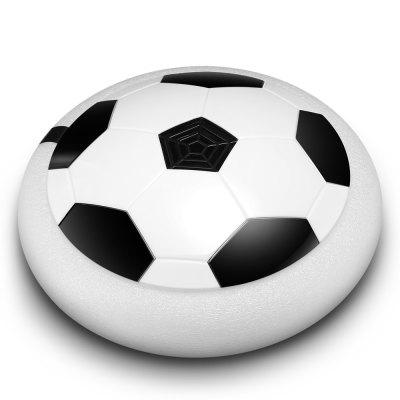 Air Power Soccer Disc LED Lights Kids Gliding Football
