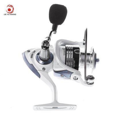 LIEYUWANG 13 + 1BB ( True 6 + 1BB ) Spinning Reel Fishing Tackle