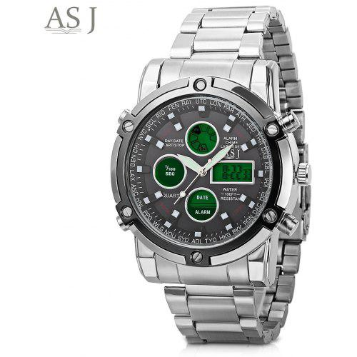 New Roll Ball Analog Display Men Watches Exquisite Inspired Led Watch Stainless Steel Sports Wristwatches Ll Attractive Designs; Digital Watches Men's Watches