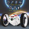 GBlife 2.4GHz Wireless Bounce Car for Kids - WHITE