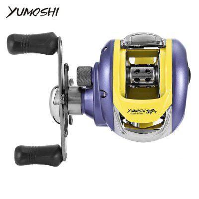 YUMOSHI 6.2:1 12 + 1BB Left / Right Hand Baitcasting Reel