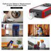E60 Handheld Rangefinder 60M Digital Laser Distance Meter - BLACK AND RED