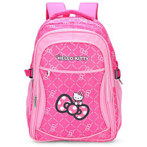 862ddcb607 Hello Kitty Print Girls Kid Cute School Bag Outdoor Backpack -  41.61 Free  Shipping