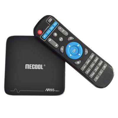 MECOOL M8S Pro + TV Box Amlogic S905X Android 7,1