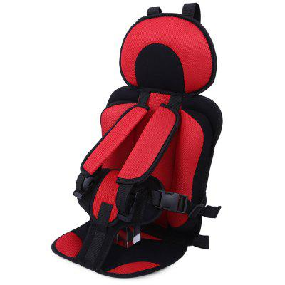 Mumugongzhu Comfortable Breathable Thickening Adjustable Children Car Seat