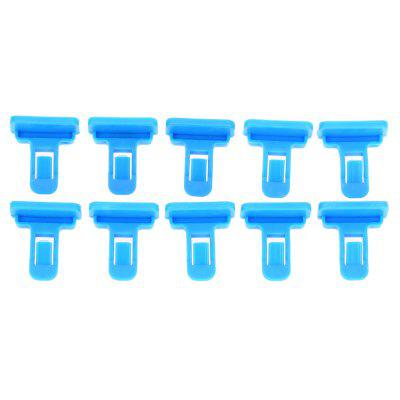50pcs Car Plastic Fasterner Clips