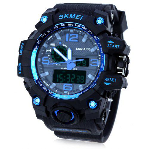 SKMEI 1155 Men LED Digital quartz hodinky - 12.21€  ede482b92ae