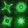 Waterproof Lawn Stage Motion Laser Light Star Projector - BLUE