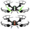 JJRC H33 2.4G 4CH 6-axis RC Quadcopter - ORANGE