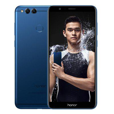 Refurbished HUAWEI Honor 7X 4G Phablet Android 7.0 Dual Rear Cameras