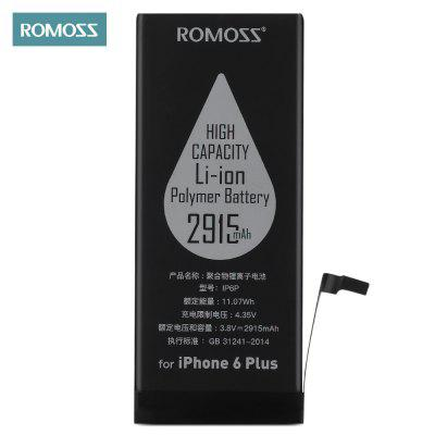 ROMOSS IP6P 2915mAh Rechargeable Battery for iPhone 6 Plus