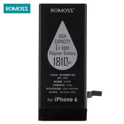 ROMOSS IP06 1810mAh Rechargeable Battery for iPhone 6