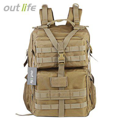 Outlife 068 45L Large Capacity Backpack for Hiking Camping Trekking