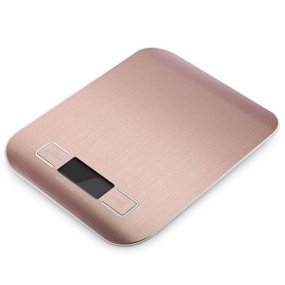 Stainless Steel Digital Electric Kitchen Scale from 1g to 5000g
