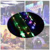 DIY LED Snowflake Hanging String Lamp Lights for Parties Home - RGB