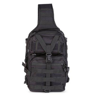 Outdoor Tactical Shoulder Backpack for Camping Trekking