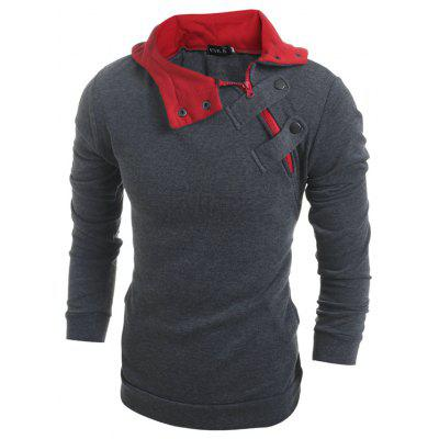 Foreign Trade Men's Hoodie