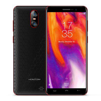 HOMTOM S12 3G Smartphone 5.0 inch Android 6.0 1GB RAM 8GB ROM Rear Cameras Image