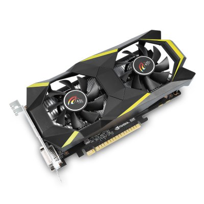 ASL GT1030 D5 Graphics Card - BLACK