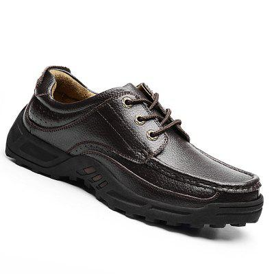 Business Casual Leather Shoes for Men
