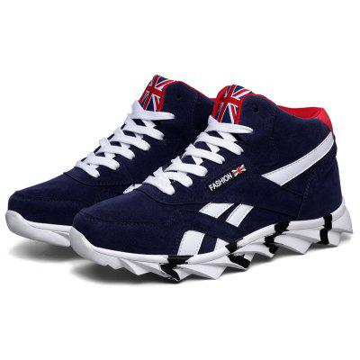 New High-End Blade Bottom Men'S Sports Shoes
