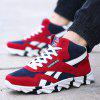 New High-End Blade Bottom Men'S Sports Shoes - RED