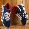 New High-End Blade Bottom Men'S Sports Shoes - BLUE