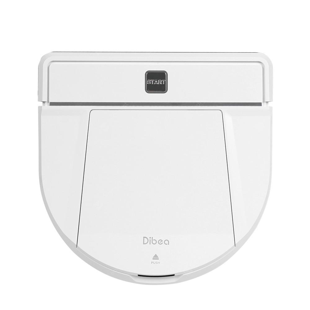 Image result for Dibea D850 Robot Vacuum Cleaner