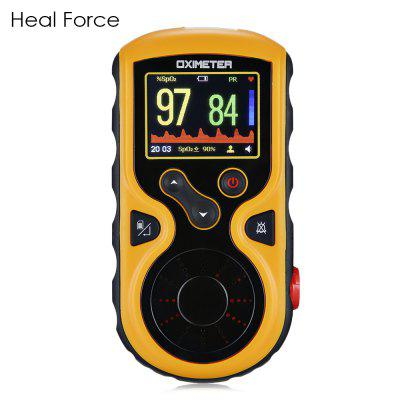Heal Force Prince - 100F Color LCD Handheld Pulse Oximeter