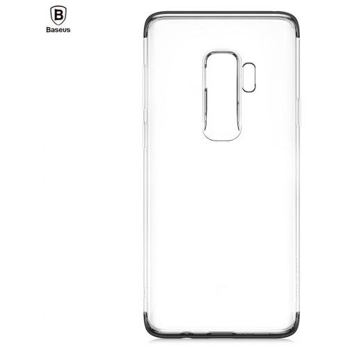 the best attitude b3eb4 11f22 Baseus Armor Case Transparent for Samsung Galaxy S9 Plus