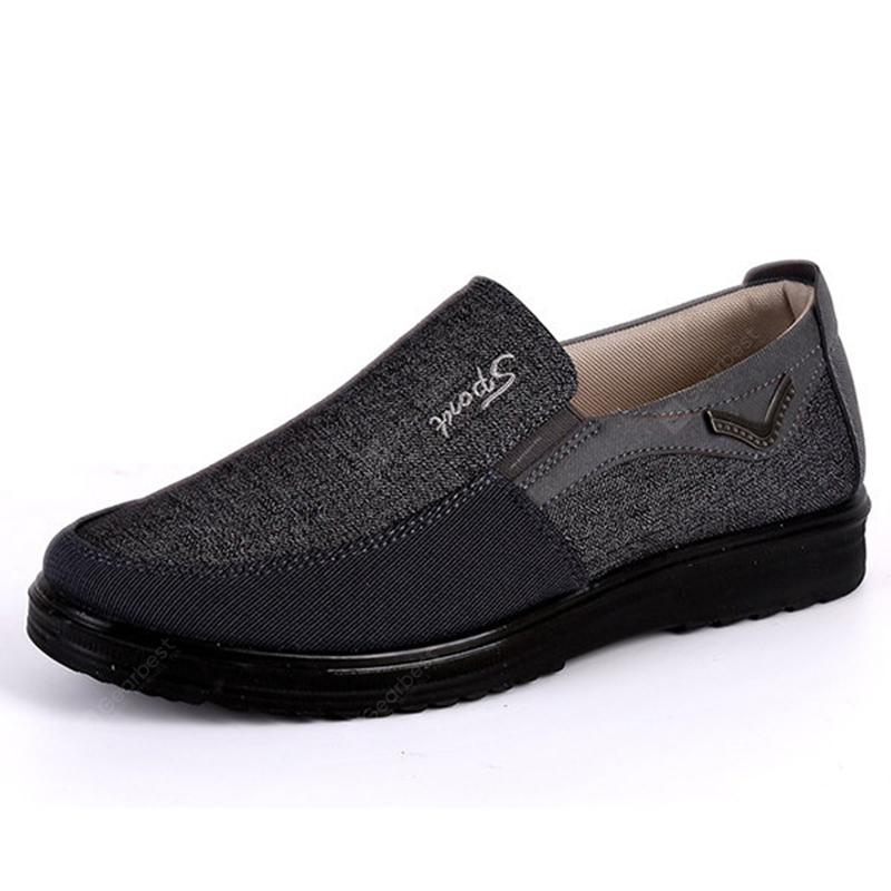 Breathable Anti-skid Loafers Cloth Shoes for Men sale cheap online c9KsIi3KmR