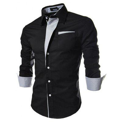 Men's Wear Long Sleeve Shirt