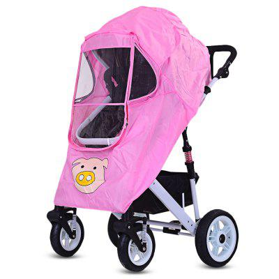 Baby Stroller Windproof Rain Cover Universal Pram Accessories