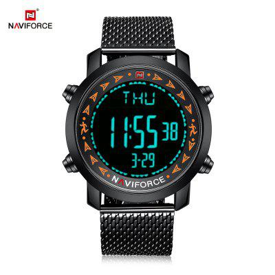 NAVIFORCE 9130 Men Analog Digital Watch Multifonction