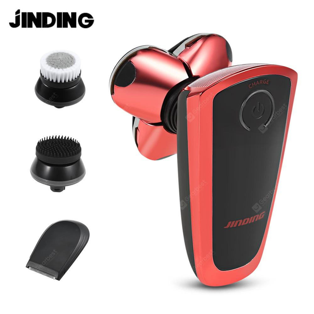 JINDING 4 in 1 Electric Shaver
