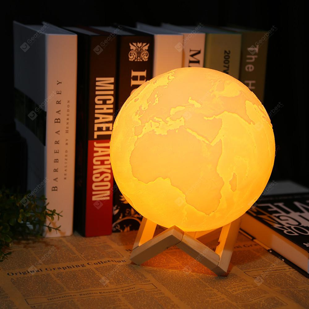 3D Printing Earth Light
